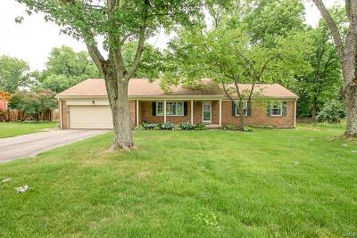 Dayton Single Family Home For Sale: 10440 Grand Vista Drive