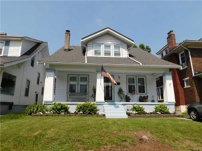 Dayton Single Family Home For Sale: 2645 Westfield Avenue