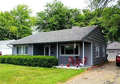 Dayton Single Family Home For Sale: 2128 Wilmington Pike