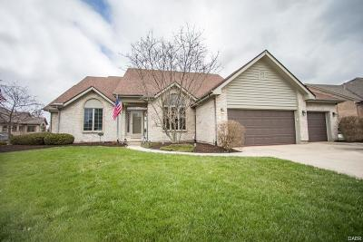 Miamisburg Single Family Home For Sale: 3 Fairwood Drive