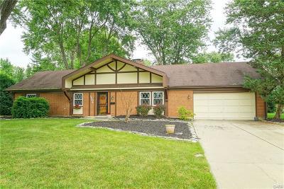 Centerville Single Family Home For Sale: 5204 Glenmina Drive