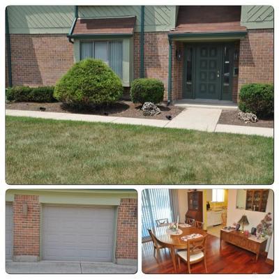 Dayton Single Family Home For Sale: 1047 Beryl Trail