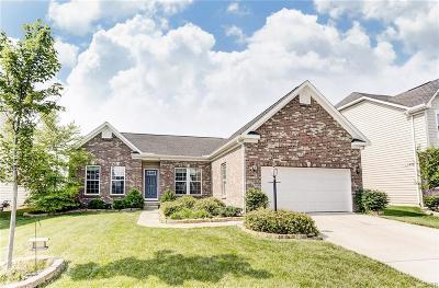 Tipp City Single Family Home For Sale: 4365 Bergamot Drive