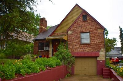 Dayton Single Family Home For Sale: 314 Siebenthaler Avenue