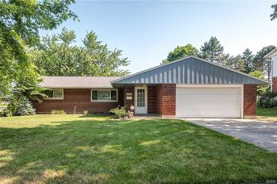 Kettering Single Family Home For Sale: 3041 Fontano Drive