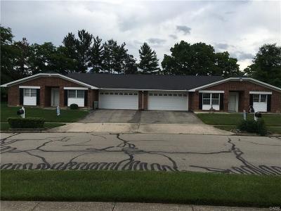 Huber Heights Multi Family Home For Sale: 4269-4271 Vitek Drive