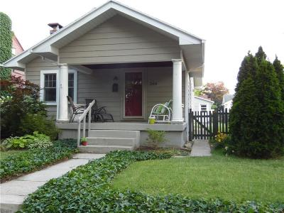 Oakwood Single Family Home Active/Pending: 344 Hadley Avenue