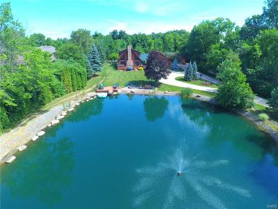 Dayton Single Family Home For Sale: 3921 Mulberry Road