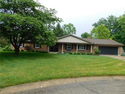 Centerville Single Family Home Active/Pending: 7870 Old Dobbin Place