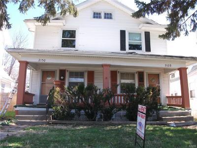 Dayton Multi Family Home For Sale: 2128 Auburn Avenue