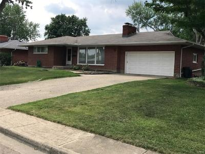 Vandalia Single Family Home For Sale: 319 Mossview Drive