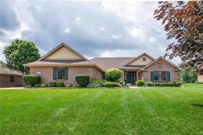 Tipp City Single Family Home Active/Pending: 726 Brookmere Avenue
