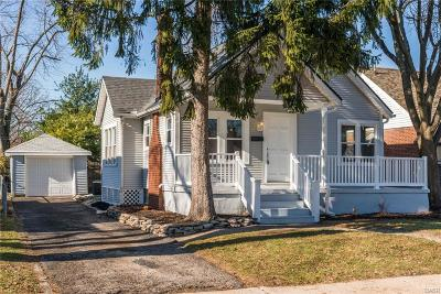 Vandalia Single Family Home For Sale: 41 Perry Street
