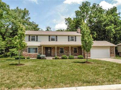 Clayton Single Family Home Active/Pending: 7286 Mintwood Avenue