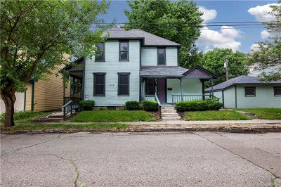 Dayton Single Family Home For Sale: 109 Floral Avenue
