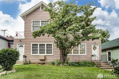 Dayton Multi Family Home For Sale: 11 Gunckel Avenue