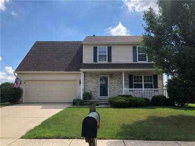 Dayton Single Family Home For Sale: 4306 Dobbin Circle