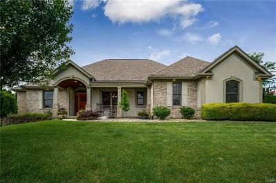 Bellbrook Single Family Home For Sale: 1149 Roger Scott Drive