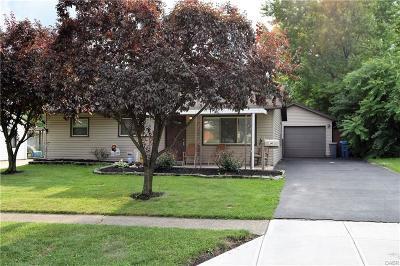 Dayton Single Family Home For Sale: 1169 Charlwood Avenue