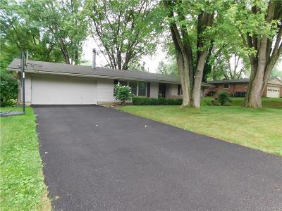 Bellbrook Single Family Home For Sale: 2460 Periwinkle Drive