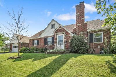 Kettering Single Family Home For Sale: 2904 Hilton Drive