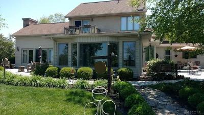 Urbana Single Family Home For Sale: 1300 State Route 55