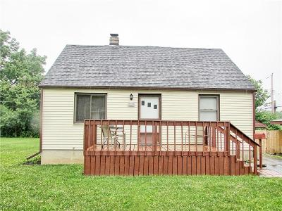 Kettering Single Family Home For Sale: 3036 Muriel Avenue