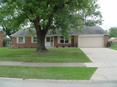 Englewood Single Family Home Active/Pending: 7113 Kinsey Road