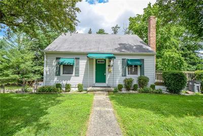 Troy Single Family Home For Sale: 23 Tamplin Drive