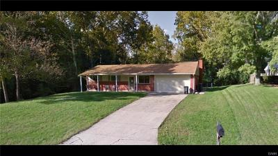 Bellbrook Single Family Home Active/Pending: 3896 Wead Place