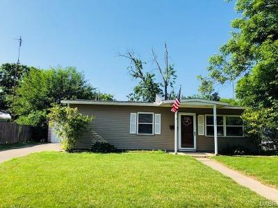 New Carlisle Single Family Home Active/Pending: 310 Galewood Drive