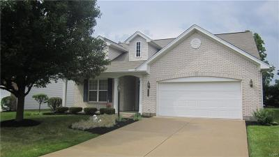 Huber Heights Single Family Home Active/Pending: 9699 Rose Petal Drive