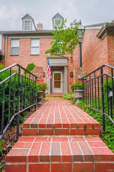 Dayton Condo/Townhouse For Sale: 18 Stonemill Road