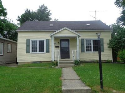 Single Family Home For Sale: 570 Ward Street