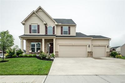 Tipp City Single Family Home Active/Pending: 3139 Coneflower Drive