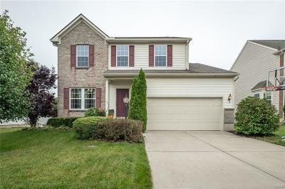 Kettering Single Family Home For Sale: 4860 James Madison Trail