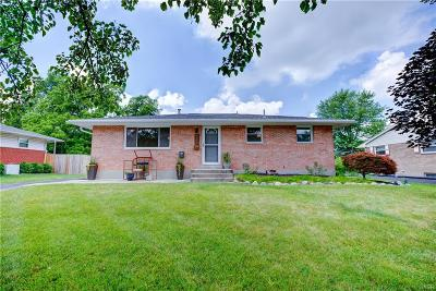 Kettering Single Family Home For Sale: 4821 Archmore Drive
