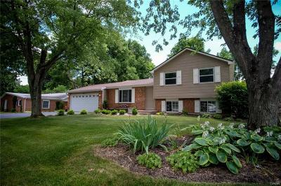 Bellbrook Single Family Home For Sale: 4175 Fowler Drive
