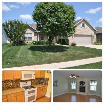 Tipp City Single Family Home For Sale: 425 Clover Hill Drive