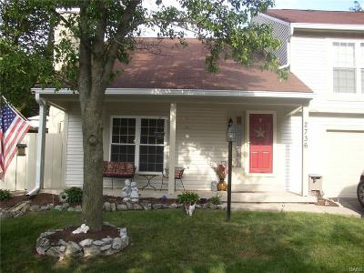 Dayton OH Condo/Townhouse For Sale: $68,900