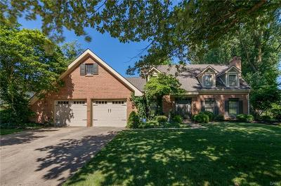 Tipp City Single Family Home Active/Pending: 7390 Winding Way