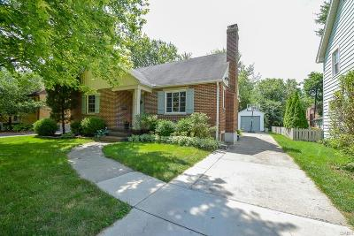 Oakwood Single Family Home For Sale: 434 Triangle Avenue