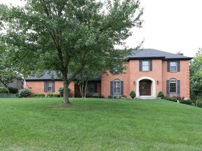 Centerville Single Family Home For Sale: 826 Grants View Court