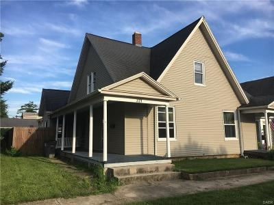 Troy Multi Family Home Active/Pending: 321-323 Short Street