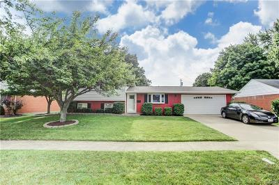 Tipp City Single Family Home For Sale: 356 Garber Drive
