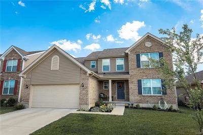 Tipp City Single Family Home Active/Pending: 4007 Spicebush Drive