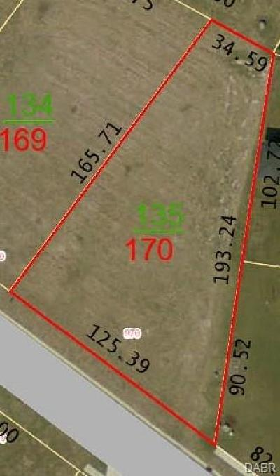 Xenia Residential Lots & Land For Sale: Lot #170 Wright Avenue