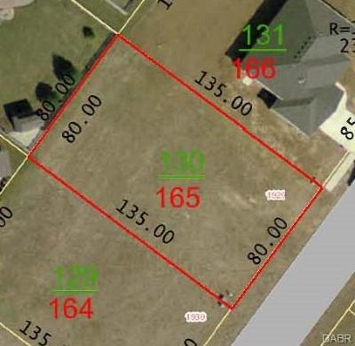 Xenia Residential Lots & Land For Sale: Lot # 165 Lakeview Drive