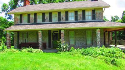West Milton Single Family Home For Sale: 396 Miami Street