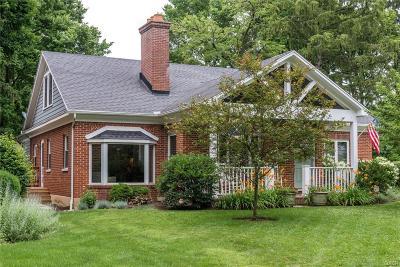Oakwood Single Family Home For Sale: 10 Ivanhoe Avenue